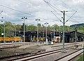 Beim 366 km langen Neckartalradweg, Bahnhof Rottweil - panoramio.jpg