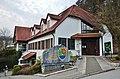 Beim 366 km langen Neckartalradweg, Golfclub Schloss Weitenburg AG - panoramio (1).jpg