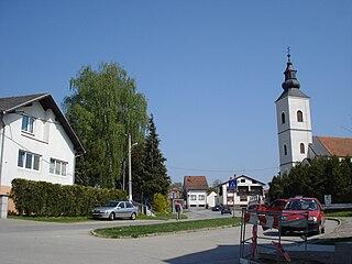Belica, Međimurje County Municipality in Međimurje, Croatia