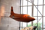 Bell X-1 - Smithsonian Air and Space Museum - 2012-05-15 (7271417452).jpg