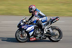 2009 Superbike World Championship - Series rookie Ben Spies held off veteran Noriyuki Haga to win the title by six points. Spies did not defend his title in 2010, as he replaced James Toseland at the Tech 3 team in MotoGP.