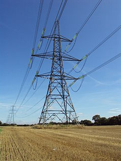 National Grid (Great Britain) high-voltage electric power transmission network in Great Britain