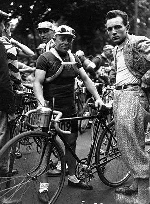 Benoît Faure - Benoît Faure in the 1932 Tour de France