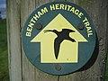 Bentham Heritage Trail Logo - geograph.org.uk - 561538.jpg