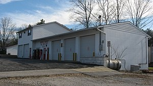 Indiana township trustee - Benton Township Fire Department in Monroe County