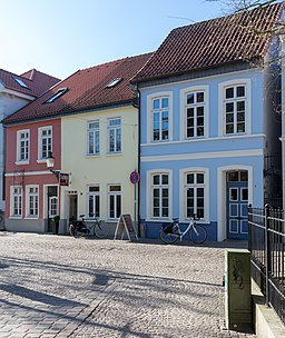 Bergstraße in Oldenburg