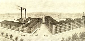 English: Berkshire Cotton Manufacturing Compan...