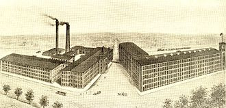 Berkshire Hathaway - Berkshire Cotton Mills, Adams, Mass.