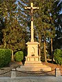 Berlancourt (Aisne) calvaire commémoratif Ernest Paradis.jpg