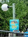 """Berlin, Plakat """"Gebt das Hanf frei!"""", Piratenpartei 2014-07.jpg"""