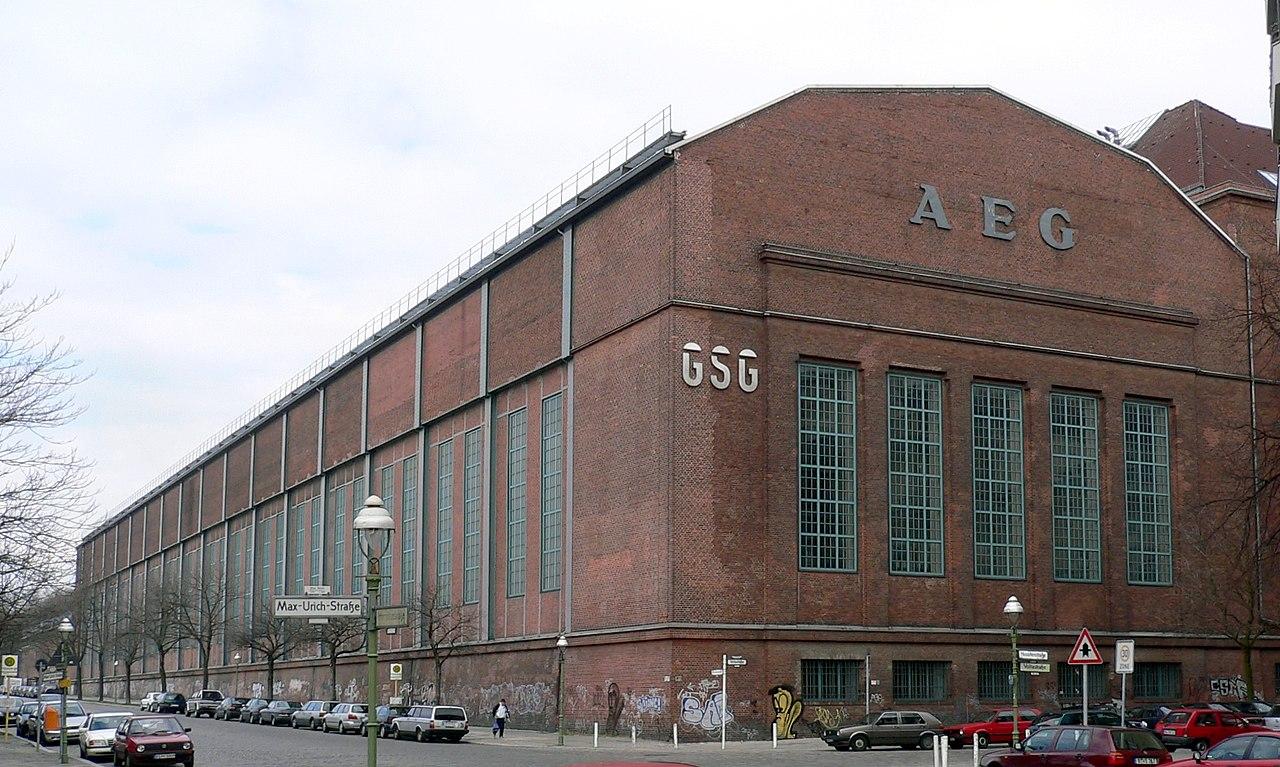 File berlin wedding aeg premises 20060407 321 for Peter behrens aeg turbine factory