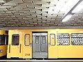 Berlin - U-Bahnhof Blissestraße - Linie U7 (6443765173).jpg