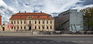 Berlin Jewish Museum and the Libeskind Building.jpg
