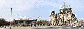 Museum Island - Image: Berliner Dom Museum Island