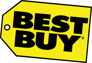 English: Logo of Best Buy, US-based retail chain