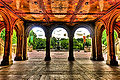 Bethesda fountain and the terrace, Central Park, NYC.jpg