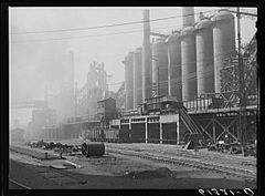 Bethlehem Steel Mill, Sparrows Point, Maryland.jpg