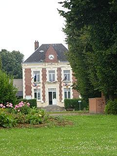 Biaches Commune in Hauts-de-France, France