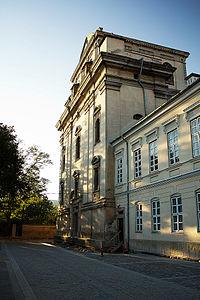 Biblioteca Batthyaneum - fosta mănăstire a trinitarienilor (2).jpg