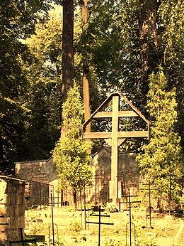 Cmentarz wojenny nr 108 w Bieczu