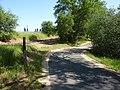 Bike trail curving near abandoned railroad tracks - panoramio.jpg