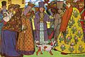 Bilibin - The Tsar's departure and farewell.jpg