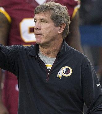 Bill Callahan (American football) - Callahan in 2015