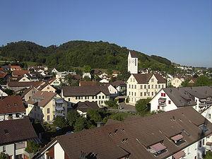 Birmenstorf, Aargau - Image: Birmenstorf 01