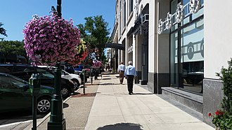 Birmingham, Michigan - Image: Birmingham Michigan