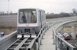 meaning of maglev