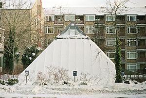 Immigration to Denmark - Bispeparken, Copenhagen - a neighborhood legally recognized as a ghetto