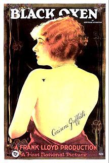 <i>Black Oxen</i> 1923 film by Frank Lloyd