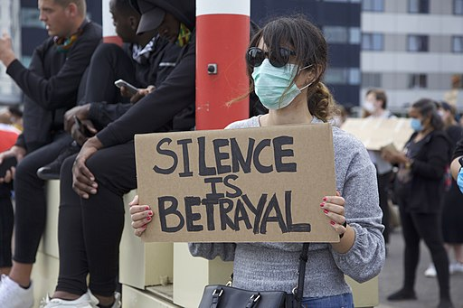 Black Lives Matter Rotterdam (11)