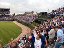 Wrigley Field - Wikipedia