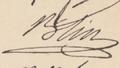 Blin député 1789 signature.png