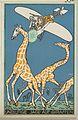Bloodless Giraffe Hunt (Unblutige Jagd auf Giraffen) MET DP836342.jpg