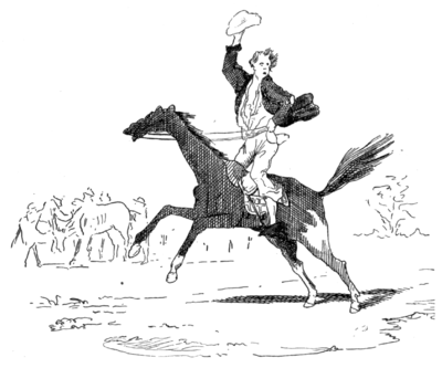 Blossom and his Horse, Bullet-Southern Life in Southern Literature 170.png