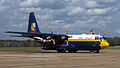 Blue Angels Lockheed C-130 Hercules Fat Albert 2.jpg