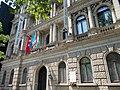 Bobula-house. Monument ID 11180. Yunus Emre Enstitüsü. Turkish Cultural Center. - Budapest District VI. Andrássy Ave 62.JPG