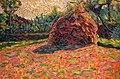 Boccioni - Pagliaio al sole, 1908.jpg