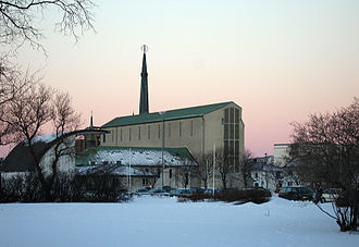 Diocese of Sør-Hålogaland - View of the Bodø Cathedral