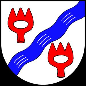Bönningstedt - Image: Boenningstedt Wappen