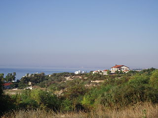 village in Famagusta District, Cyprus