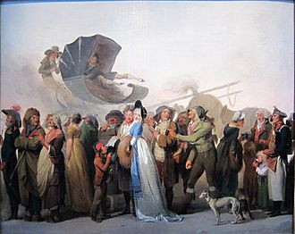 Louis-Léopold Boilly - Boilly, Incroyable parade