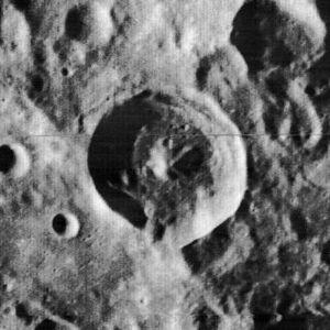 Bok (lunar crater) - Image: Bok crater 1038 med