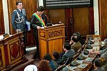 220px Bolivia evo morales government Joel Alvarez