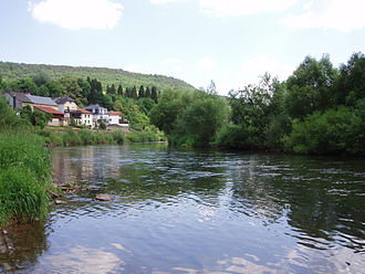 Bollendorf - The Sauer in Bollendorf