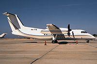 Bombardier Dash 8-102A, Air Service Gabon JP10385.jpg