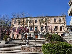 Bono, Sardinia - City hall