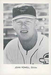 Boog Powell American baseball player